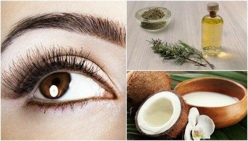 Sopracciglia folte: piccoli trucchi cosmetici