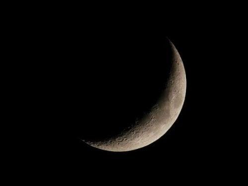 Luna calante