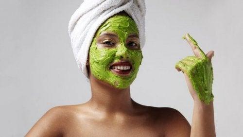 Maschera di guacamole