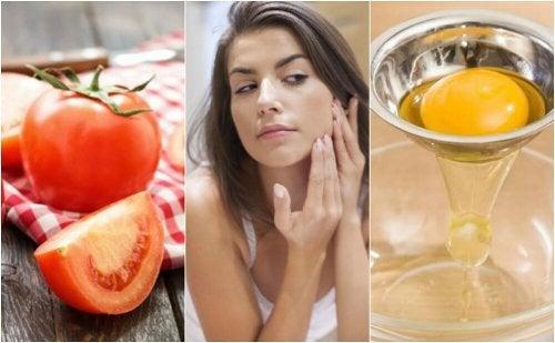 Ridurre i pori dilatati: 5 maschere fai-da-te