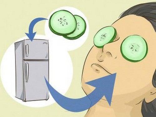 Maschere rilassanti per gli occhi: 9 ricette