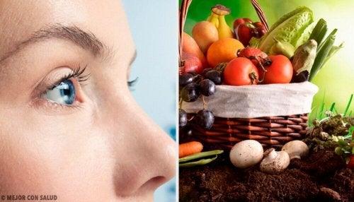 10 alimenti per avere una vista sana