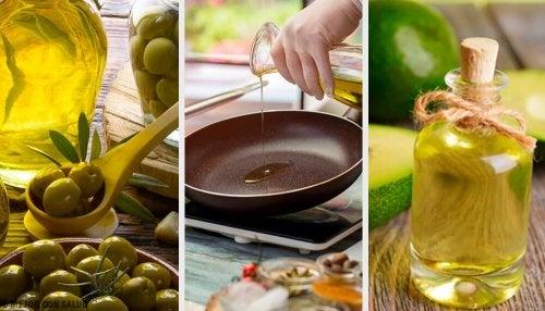 Olio per friggere: qual è il più sano?