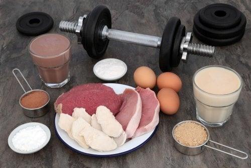 Consigli per incrementare la muscolatura