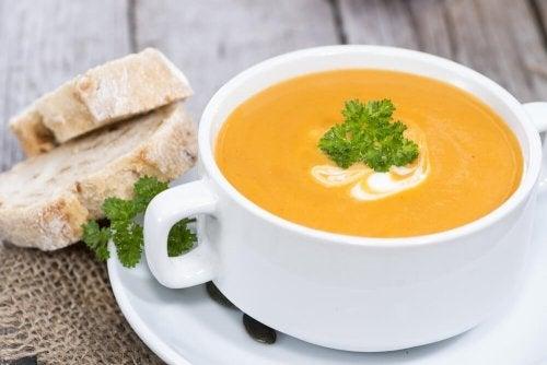 Quale crema di verdure è più salutare?