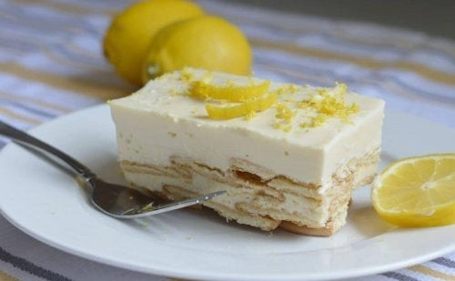 Charlotte al limone: un dolce da palazzo
