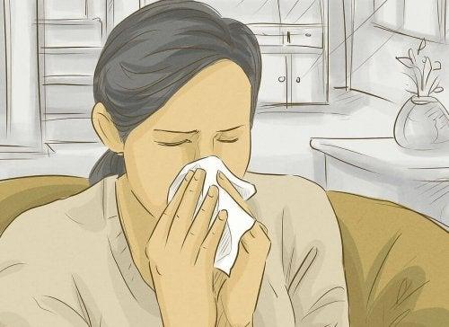Rimedi naturali per l'allergia stagionale
