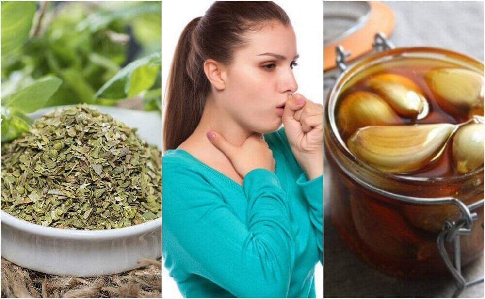 Ridurre i sintomi della bronchite con rimedi naturali