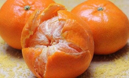 Scorza di mandarino