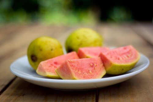 Guava a spicchi