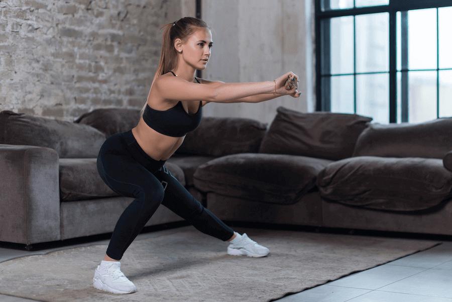 Esercizi per i fianchi: i migliori 5