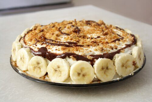 Torta di banane: gustose ricette