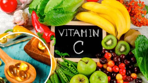 Espellere i calcoli renali: cibi ricchi di vitamina C.