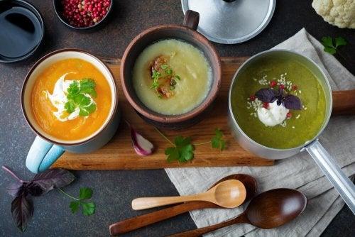 4 zuppe detox per disintossicare il vostro corpo in modo delizioso