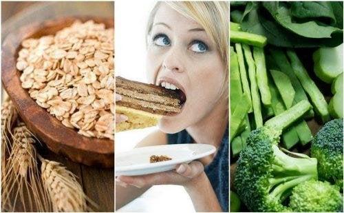 8 cibi che vi insegneranno a inibire l'appetito