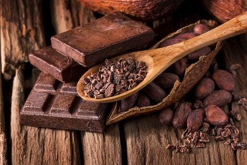 Il cacao è un afrodisiaco per lei