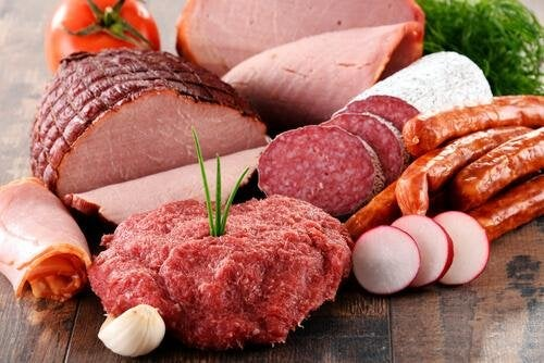 Carni lavorate