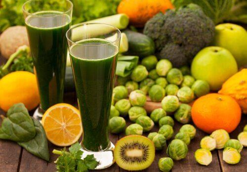 Diete depurative a basso contenuto di grassi