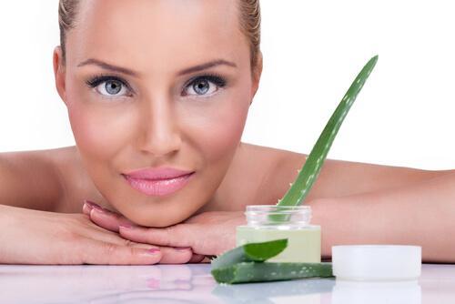 Benefici del gel di aloe per la pelle