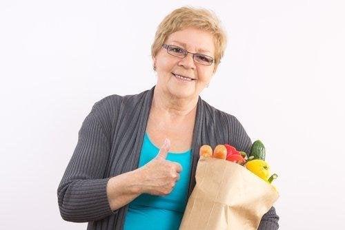 Seguire una dieta sana