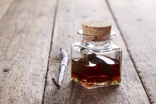 Olio essenziale di vaniglia