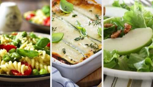 7 pietanze deliziose da includere nella dieta