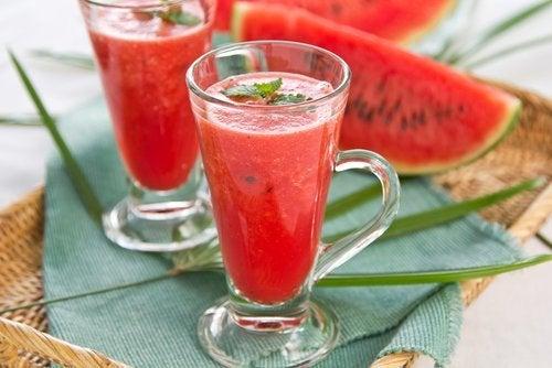 frullato di anguria