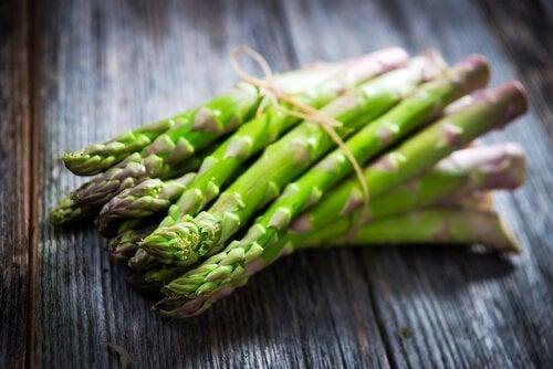 Asparagi tra i cibi afrodisiaci