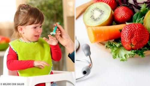 Che cos'è il disturbo da alimentazione selettiva?