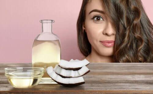 Come rendere più bello il viso col latte di cocco