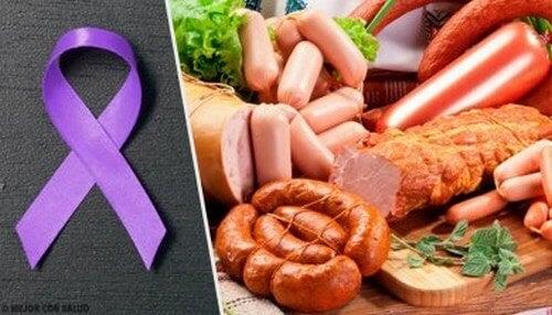Cibi potenzialmente cancerogeni contenenti nitrosammine