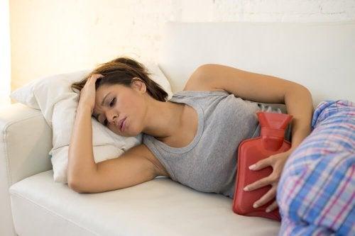 Come controllare il dolore nel periodo premestruale