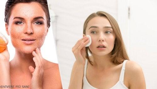 Come trattare la secchezza della pelle con efficacia