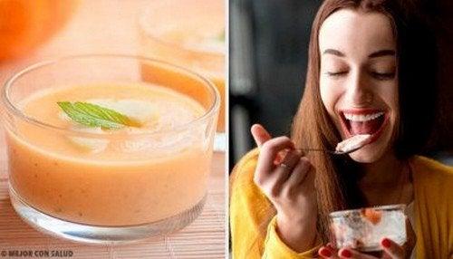 Dessert nutrienti e facili da preparare