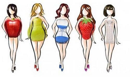 Dieta da seguire in base al proprio corpo