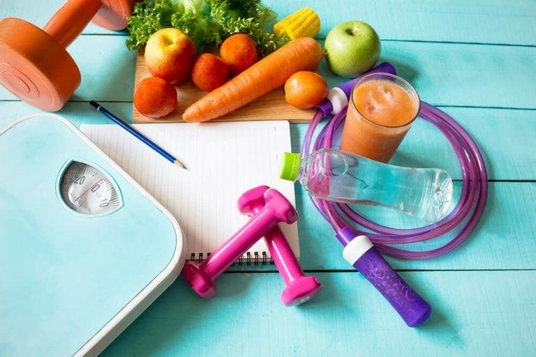 2 diete per accelerare il vostro metabolismo