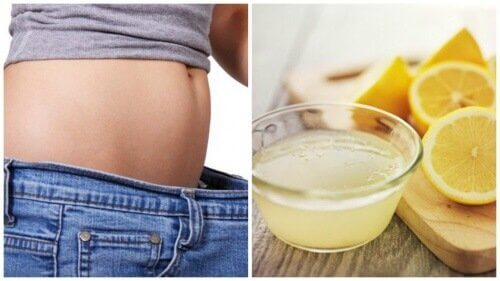 Benefici del limone per perdere peso