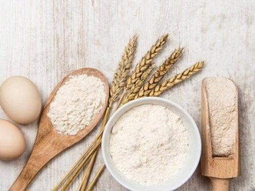Farine bianche alimenti da escludere dalla dieta
