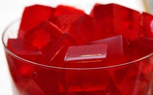 Gelatina rossa