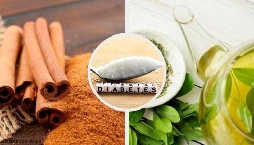 Infusi per trattare il diabete in modo naturale