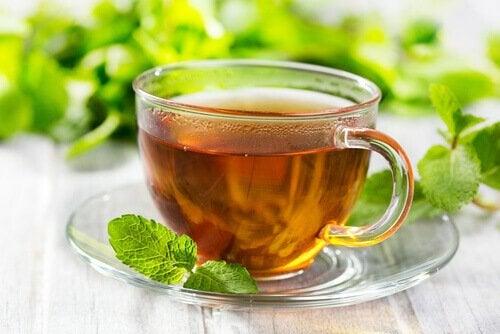 Tè per disintossicare il corpo in tre giorni