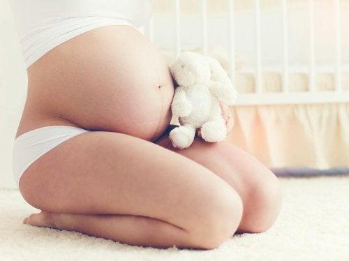 Linea alba e gravidanza