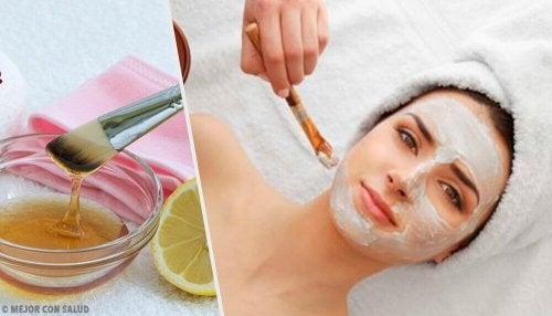 Problemi alla pelle? Provate una di questa maschere!