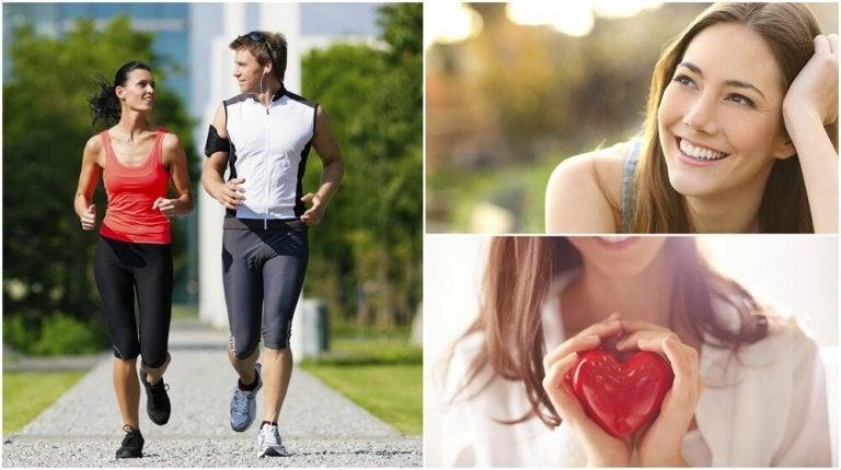 8 motivi per cominciare a fare attività fisica