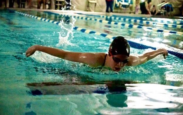 Il nuoto, uno sport completo per la salute