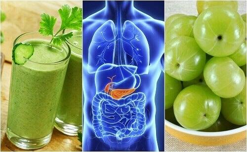 Pulire il pancreas con rimedi naturali