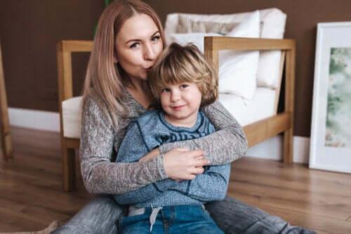 Come avere un buon rapporto madre-figlio?