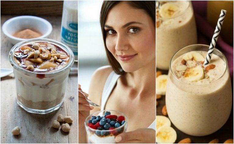 Snack per aiutarvi a dimagrire: 5 deliziose ricette