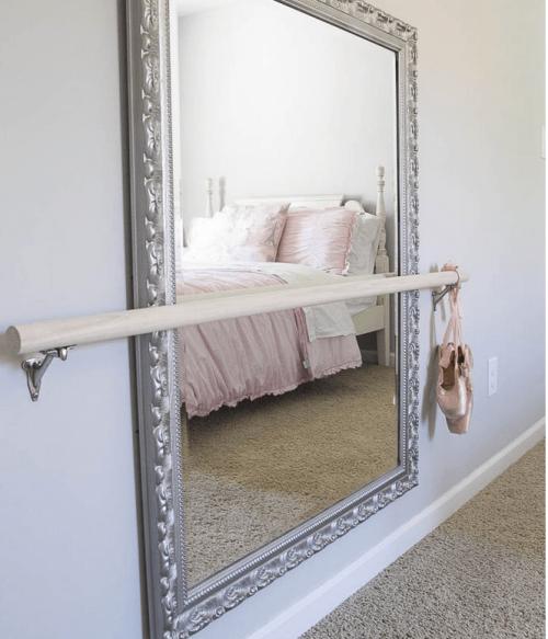 Specchio in camera da letto