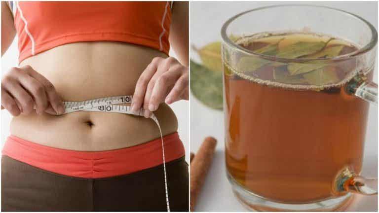 Tè per ridurre centimetri nel girovita